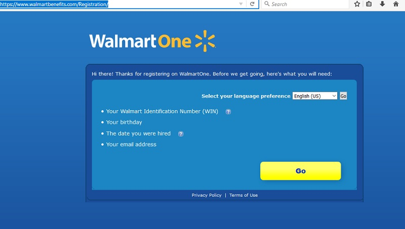How Do I Find My Win One Walmart >> Walmartone Login Walmart1 Wire Associate One Walmart Com